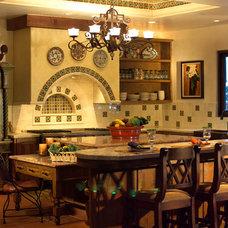 Mediterranean Kitchen Mexican Hacienda at Cabo