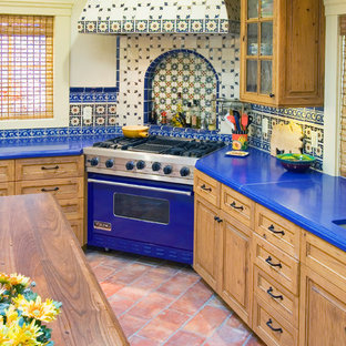 Mexican Themed Kitchen