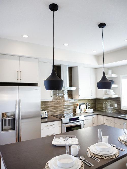 Modern Calgary Kitchen Design Ideas Remodels Photos