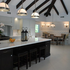 Contemporary Kitchen by Eleet Fine American Cabinetry