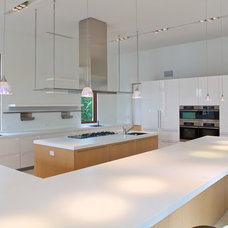 Contemporary Kitchen by Bart Reines Construction