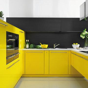 Miami Modern Kitchen
