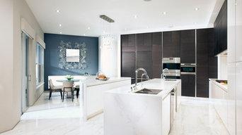 Miami Transitional Gem - Residential Interior Design Project in Miami, Florida