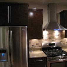 Contemporary Kitchen Michael Maldonado