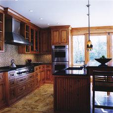 Traditional Kitchen by Michael Menn Ltd.