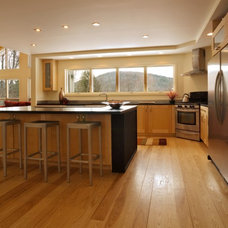 Contemporary Kitchen by Michael Minadeo + Partners