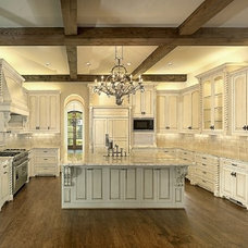 Traditional Kitchen by Michael Molthan Luxury Homes Interior Design Group