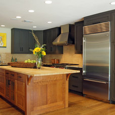 Contemporary Kitchen by Rob Soto Photography