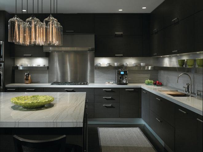 Современный Кухня by Gary Lee Partners
