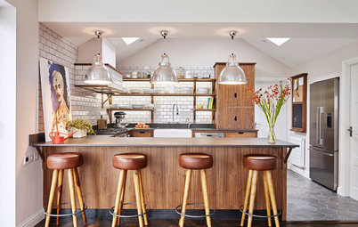 Kitchen Tour: A Scandinavian-style Space With a Walk-in Pantry