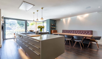 Mid-Century Inspired Kitchen - bulthaup b3