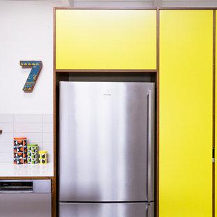 Mid Century Inspired Kitchen—Belair