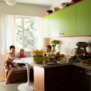 Mid-Century Kitchen Renovation