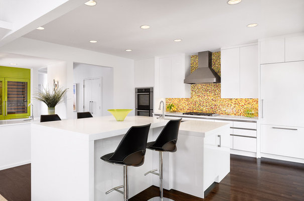 Contemporary Kitchen by Baxter Design Group
