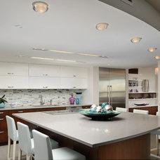Contemporary Kitchen by Magita Designs Inc.
