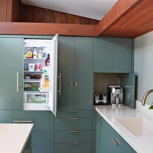 На фото: кухни в стиле ретро