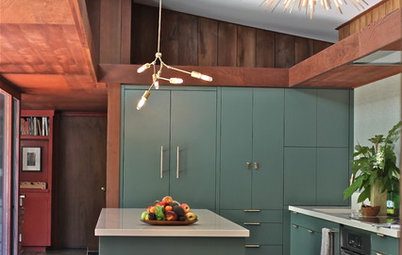 Kitchen of the Week: Modern Update for a Midcentury Gem