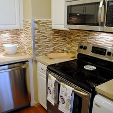 Traditional Kitchen by Segal & Wilmot Design Consultants