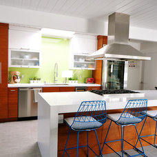 Midcentury Kitchen by Urbanism Designs