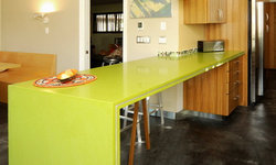 Mid Century Modern Kitchen/Dining