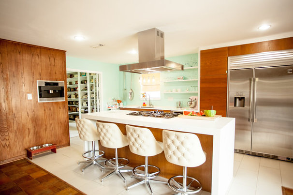 Modern Kitchen by Cat Anderson Design