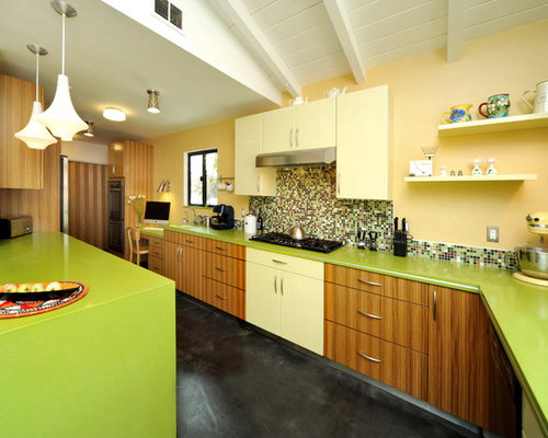 Green Countertops Home Design Ideas Pictures Remodel And