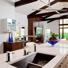 Modern Kitchen by Pavilack Design