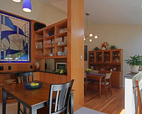Mid Century Modern Kitchen Remodel creve coeur, mo mid-century modern ranch kitchen remodel