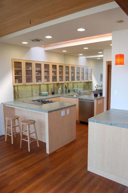 Modern Kitchen by Hopkins Studio, architecture + design