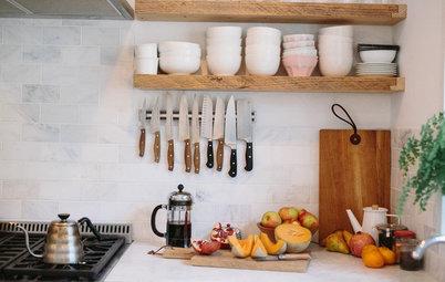 15 idées malignes pour ranger les couteaux de cuisine