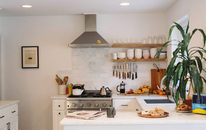Houzz Tour: New Love and a Fresh Start in a Midcentury Ranch House