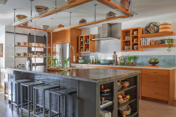 Ретро Кухня by Cindy Aplanalp & Chairma Design Group