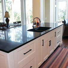 Traditional Kitchen by Mid Island Cabinets