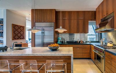 Mid-Century Modern Kitchens: 12 Key Design Elements
