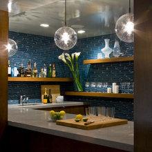 Kitchen Shelves vs Cabinets