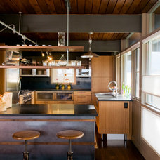 Midcentury Kitchen by Pearson Design Group
