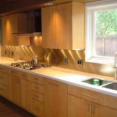 Midcentury Kitchen by Scott Haig, CKD