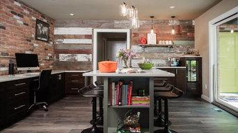 Midcentury Modern Kitchen & Dining