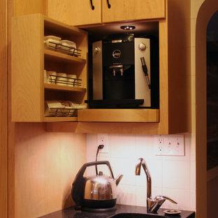 Midcentury Modern Kitchen Remodel Urbana