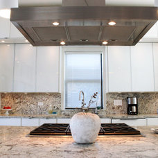Contemporary Kitchen by Adam Breaux
