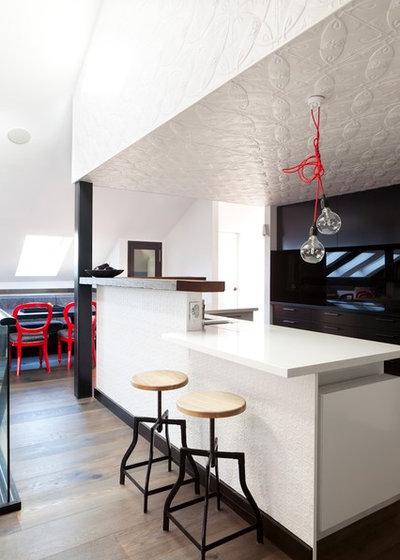 Industrial Cocina by Camilla Molders Design
