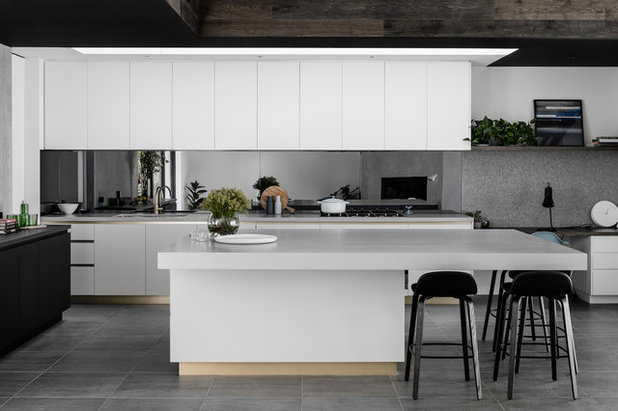 Contemporary Kitchen by BALDASSO CORTESE