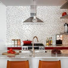 Contemporary Kitchen by Revamp Interior Design