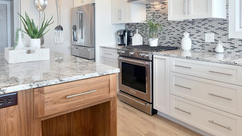 Midwest Lake Front Home Kitchen Remodel