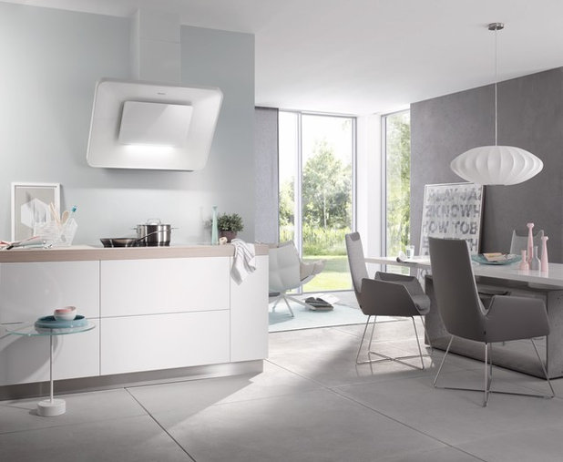 Modern Kitchen by Miele Australia