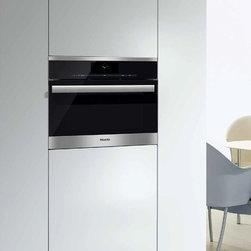Miele ContourLine Plumbed Combi-Steam Oven | DGC 6705 XL - Features:
