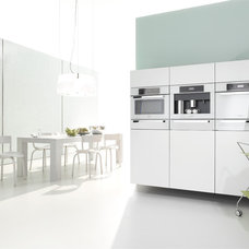 Contemporary Kitchen Miele for IMM/Living Kitchen Show