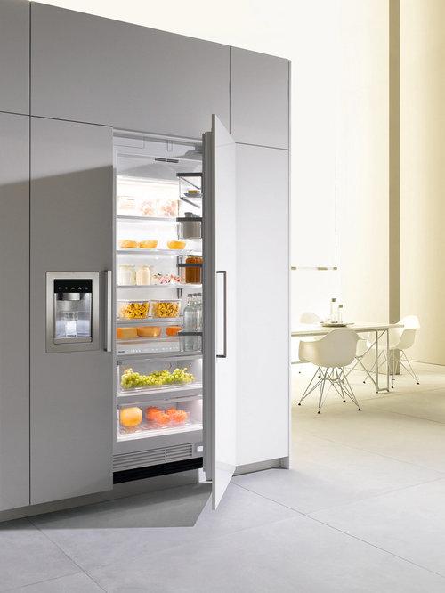 Miele kitchen houzz for Miele kitchen designs