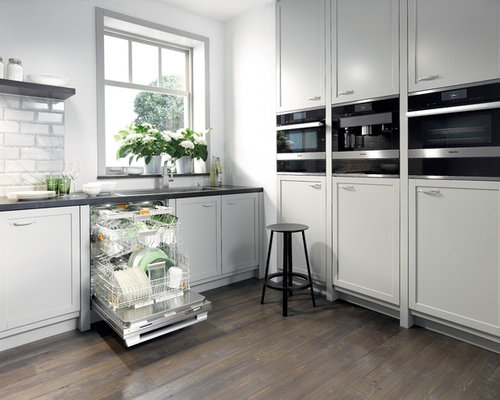 Miele appliances home design ideas pictures remodel and - Miele kitchen cabinets ...