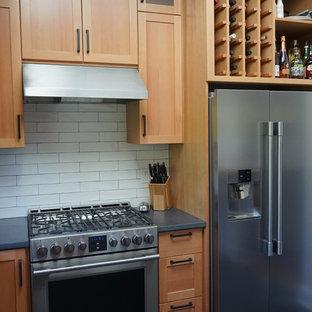 Mike + Samantha's Kitchen and Bathroom